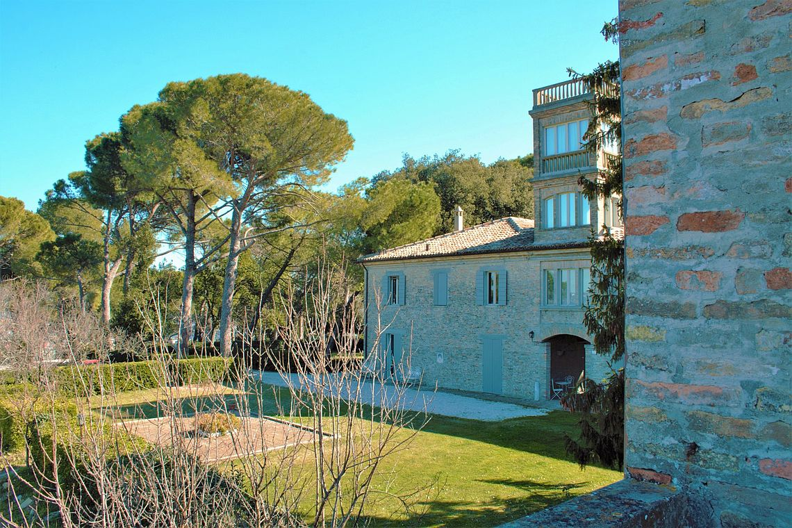 Casolare country house